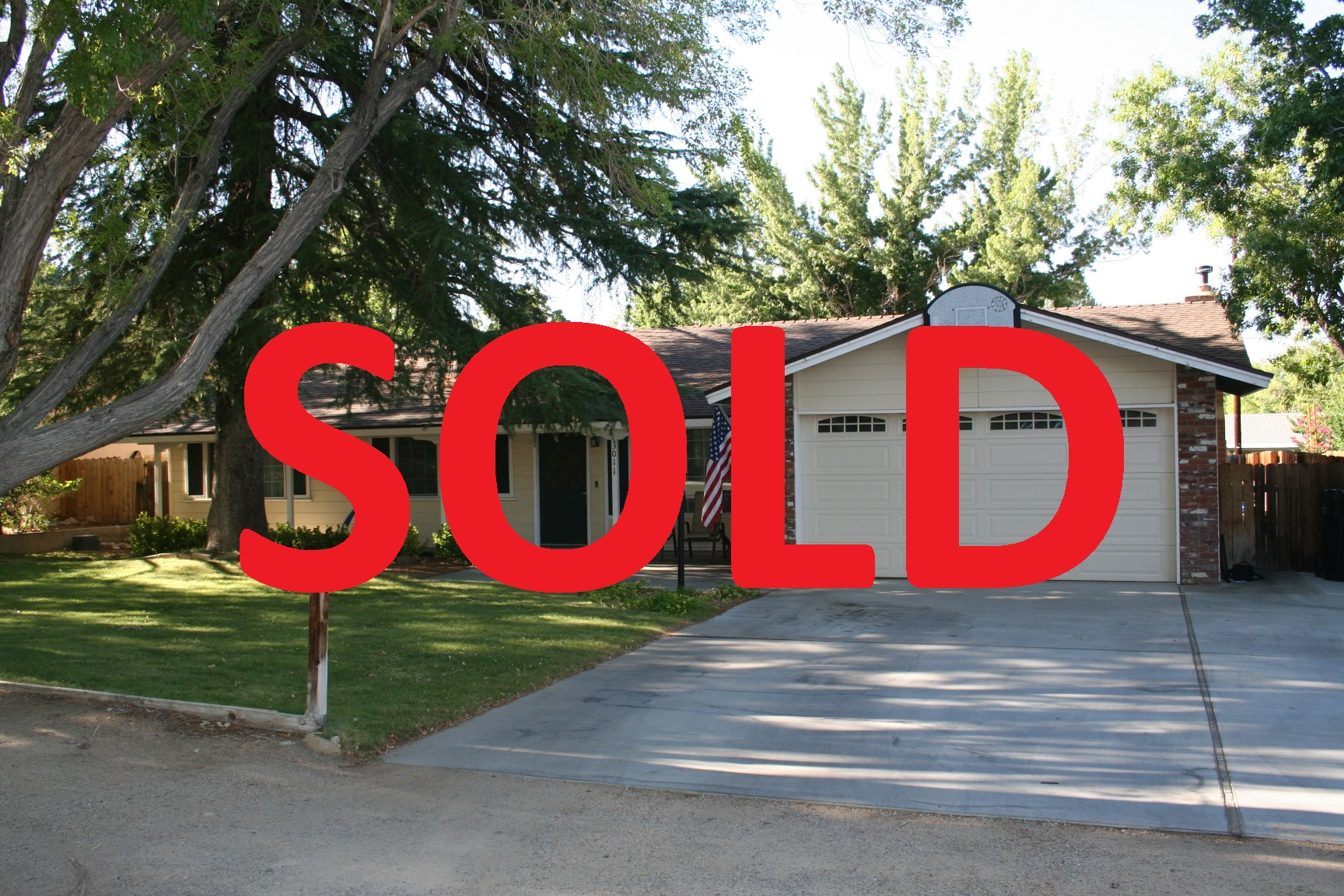 3011 Indian Creek – Bishop – SOLD!