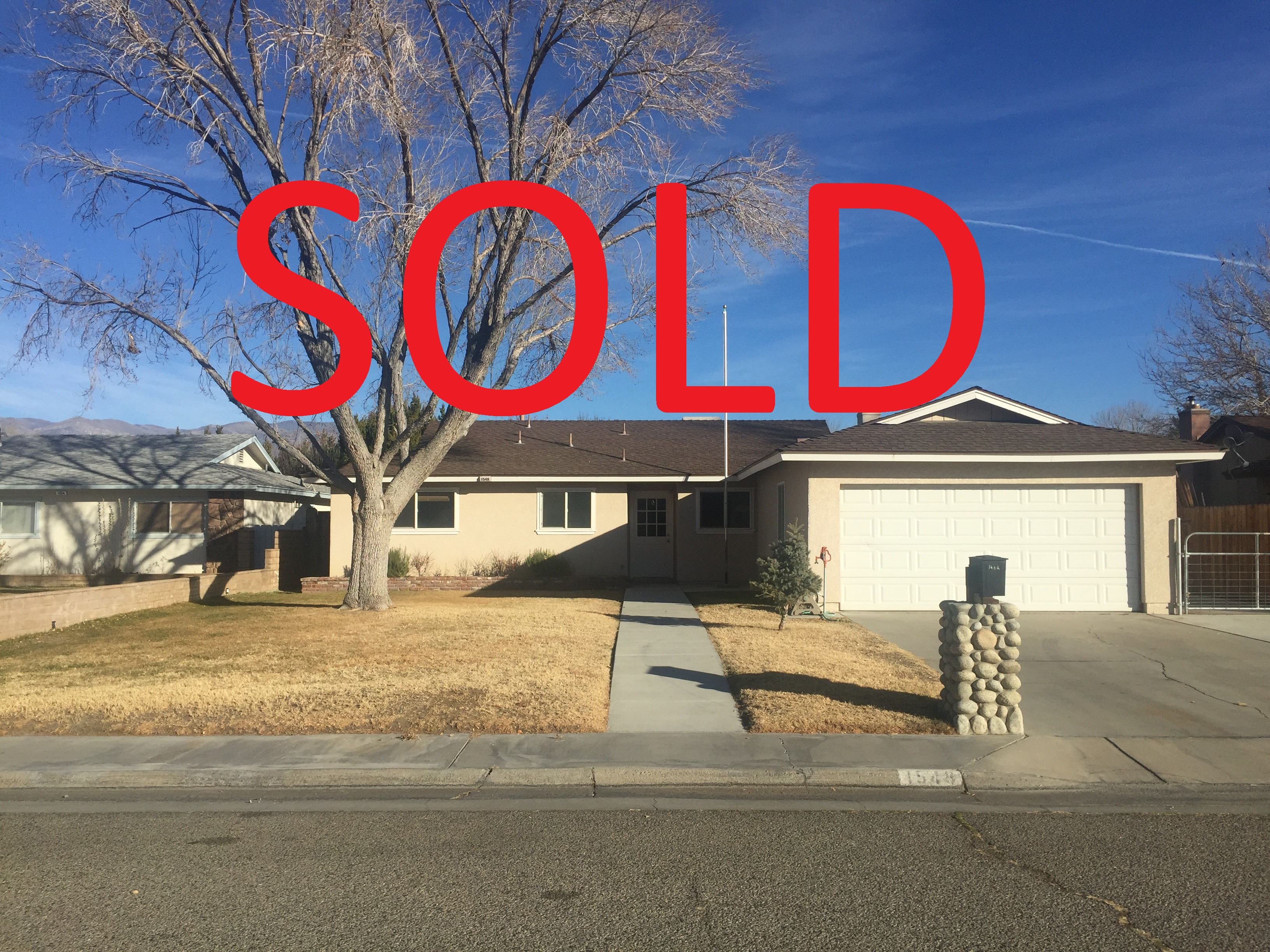 SOLD! 1548 Rocking W Drive