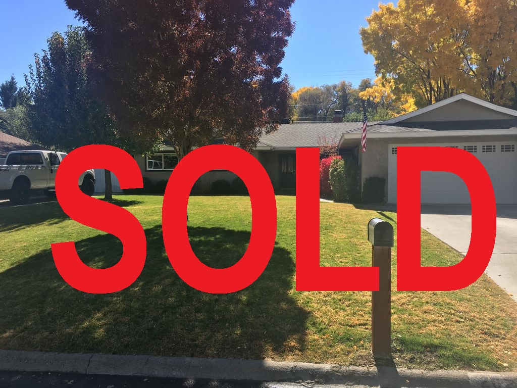 SOLD! 2622 Glenbrook Way-Bishop, CA